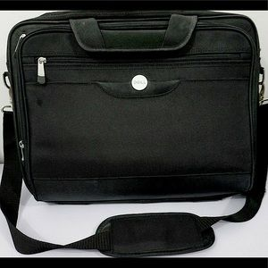Dell Laptop Notebook Padded ComputerBriefcase NWOT
